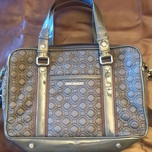 Vera Bradley Laptop crossbody bag/briefcase